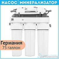 Фильтр обратного осмоса Platinum Wasser Ultra 6P с насосом, фото 1