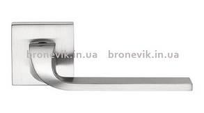 Дверная ручка Colombo Design ISY BL11 RSB матовый хром