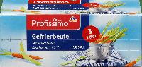 Пакет для заморозки Profissimo Gefrierbeutel 3 L, 50 шт., фото 1