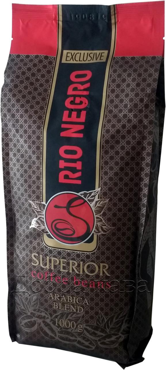Кофе в зернах Rio Negro Superior (90% Арабика) 1 кг.