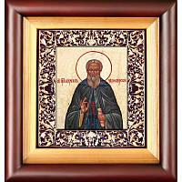 Икона Святого преподобного Кирилла Челмогорского