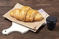 Бумажный пакет для булочек 170 мм*30 мм*230 мм