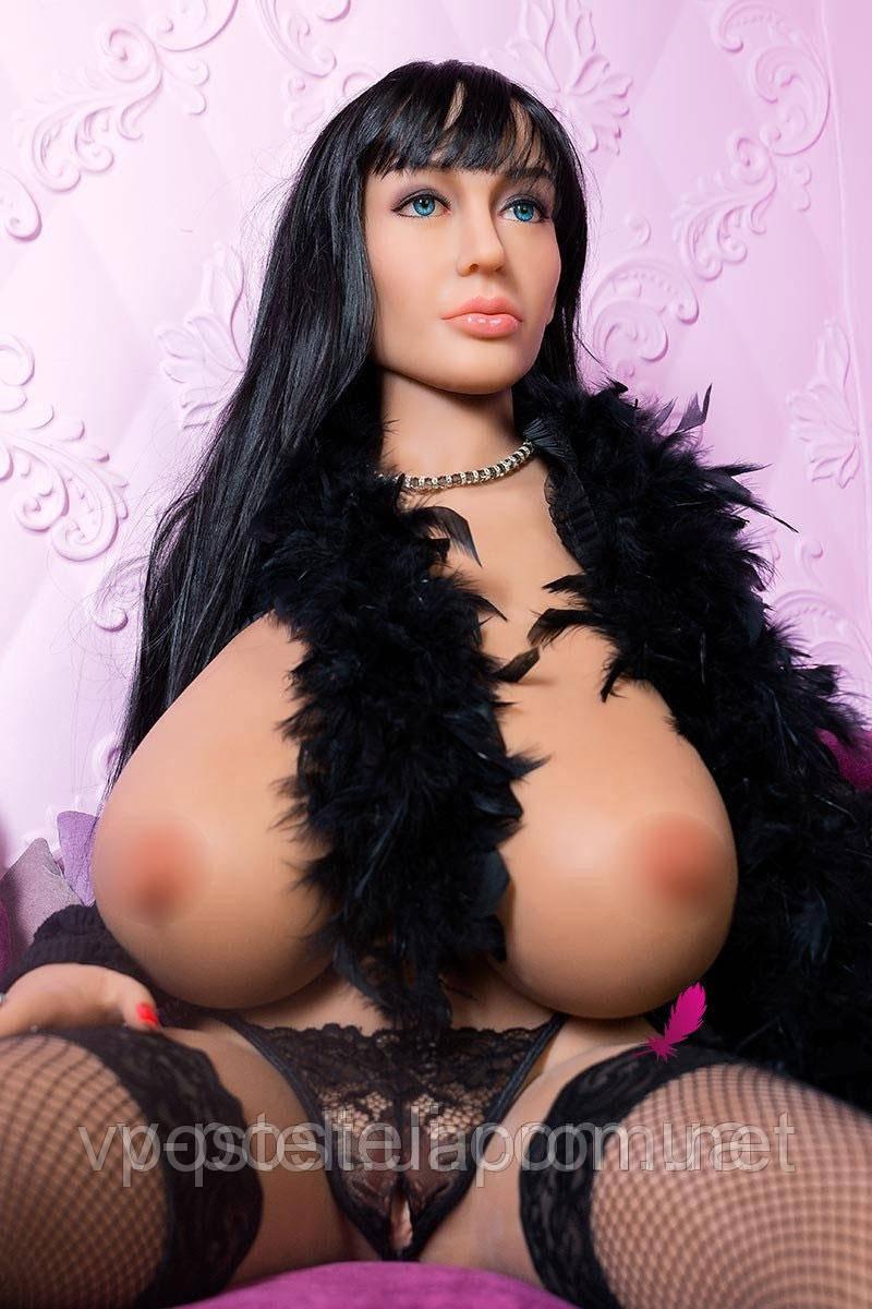 Реалистичная секс-кукла класса люкс Julietta
