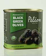 Маслини чорні з додаванням оливкової олії