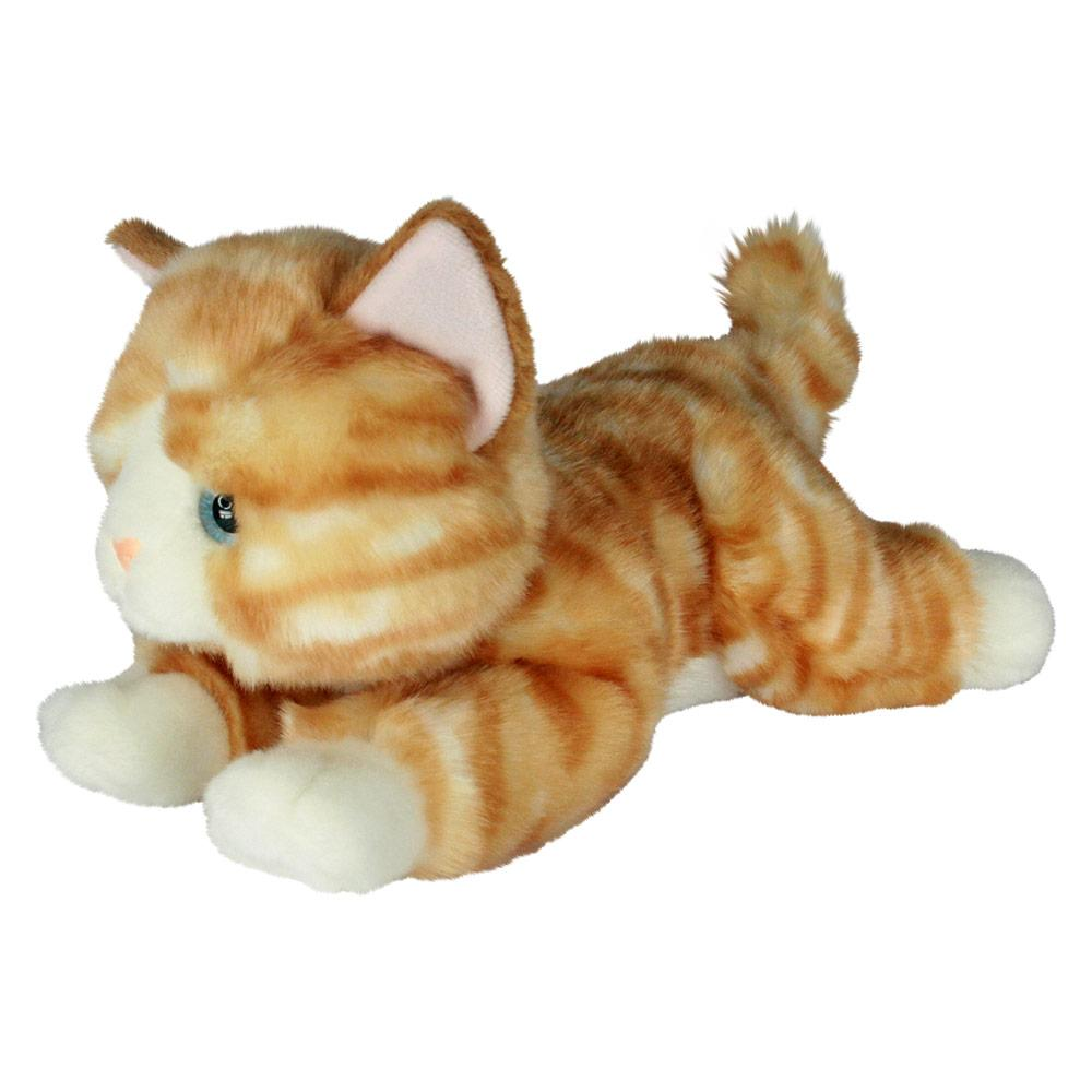 М'яка іграшка Aurora рудий Кошеня 25 см 150224A