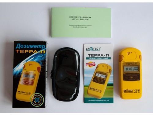 Дозиметр МКС-05 ТЕРРА-П