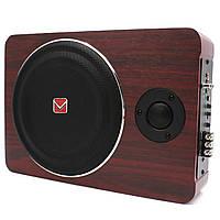 ☀Автомобильный сабвуфер 8'' KUERL K-F808APR ультратонкий аудио максимальная мощность 600 Вт акустика в машину
