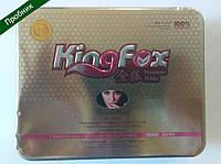 Возбуждающие капли для женщин King Fox / Королевская Лисица (пробник 1 флакон)