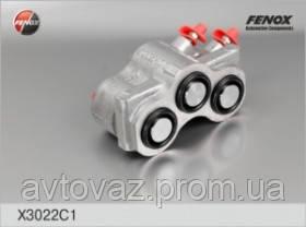Цилиндр тормозной передний ВАЗ 2121, 21213, 21214, 2123 Нива Шевроле левый Classic, алюминевый