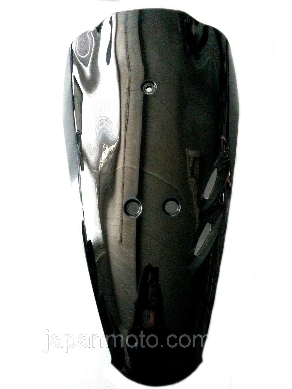 Клюв (пластик) HONDA DIO AF-34/35 (ЧЕРНЫЙ)