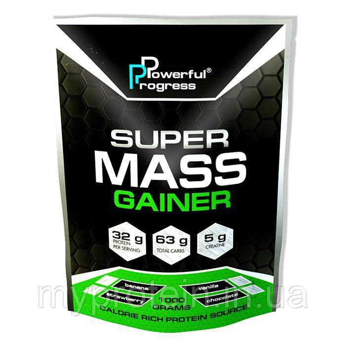 Powerful Progress Гейнер Super Mass Gainer (2 kg )