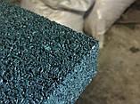 Резиновая плитка 500х500х10 мм, 10 кг/м², фото 3
