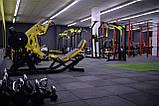 Резиновая плитка 500х500х10 мм, 10 кг/м², фото 6