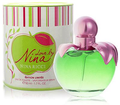 Nina Ricci Love by Nina EDT 80 ml (лиц.)