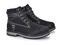 """Ботинки демисезонные женские """"Violeta"""" #20-629 black. р-р 36-41. Цвет черный. Оптом"""