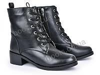 """Ботинки зимние женские """"Violeta"""" #96-20 black. р-р 36-40. Цвет черный. Оптом"""