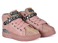 """Ботинки зимние детские """"Violeta"""" #205-33 pink. р-р 30-35. Цвет розовый. Оптом"""
