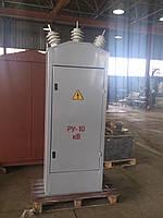 Комплектная трансформаторная подстанция (КТП) тупиковая с воздушным вводом 10-630 кВА