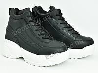 """Ботинки демисезонные женские """"Violeta"""" #139-2 black. р-р 36-40. Цвет черный. Оптом"""