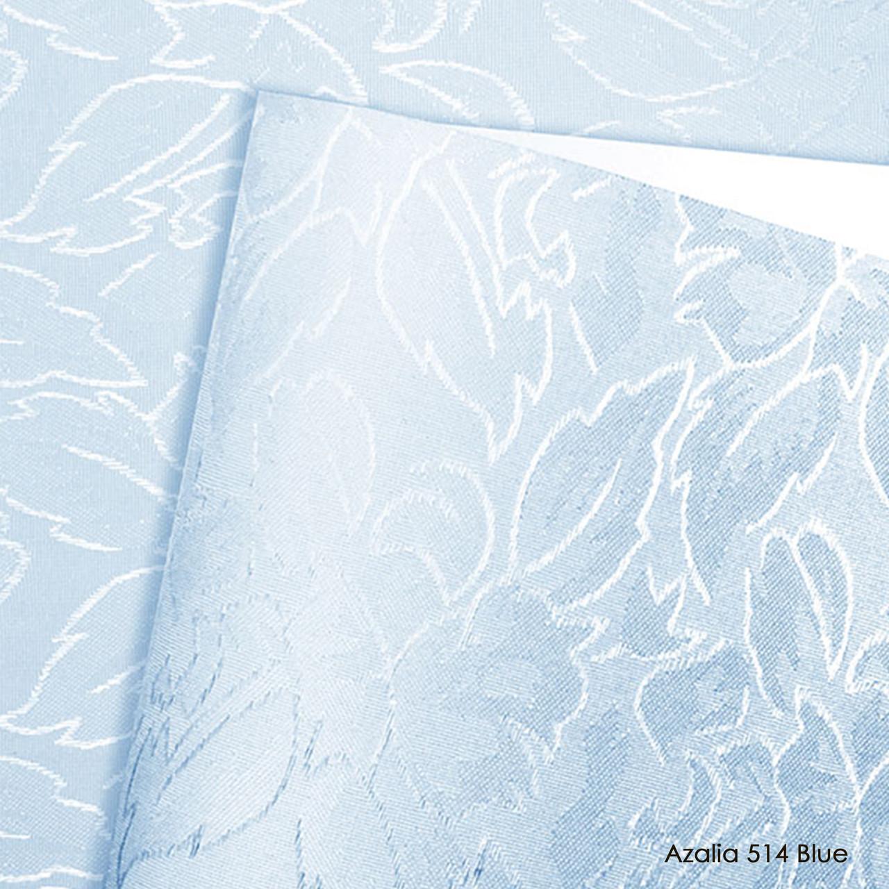 Тканевые роллеты Azalia 514 Blue