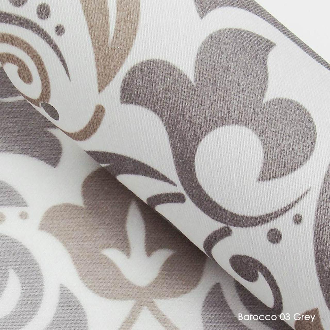 Тканевые роллеты Barocco 03 Grey