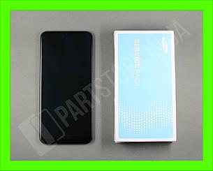 Дисплей Samsung А50 Black А505 2019 (GH82-19204A) сервисный оригинал в сборе с рамкой, фото 2