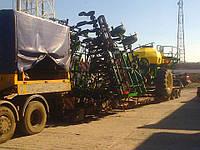Перевозка сельхозтехники