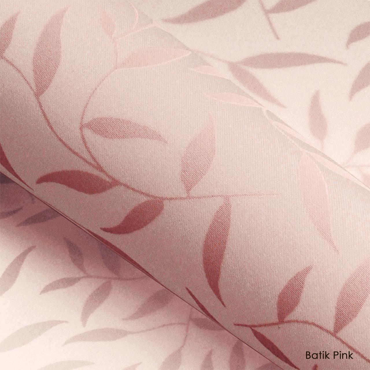 Тканевые роллеты Batik Pink