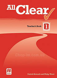 All Clear 5 Teacher's Book (for Ukraine) - Книга для учителя