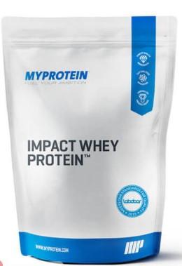 Протеин сывороточный Impact Whey Protein (1 kg) MyProtein