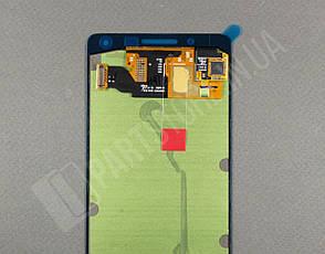 Дисплей Samsung а500 Silver а5 2015 (GH97-16679C) сервисный оригинал, фото 2