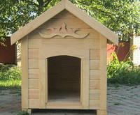 Красивая будка для собаки, фото 1