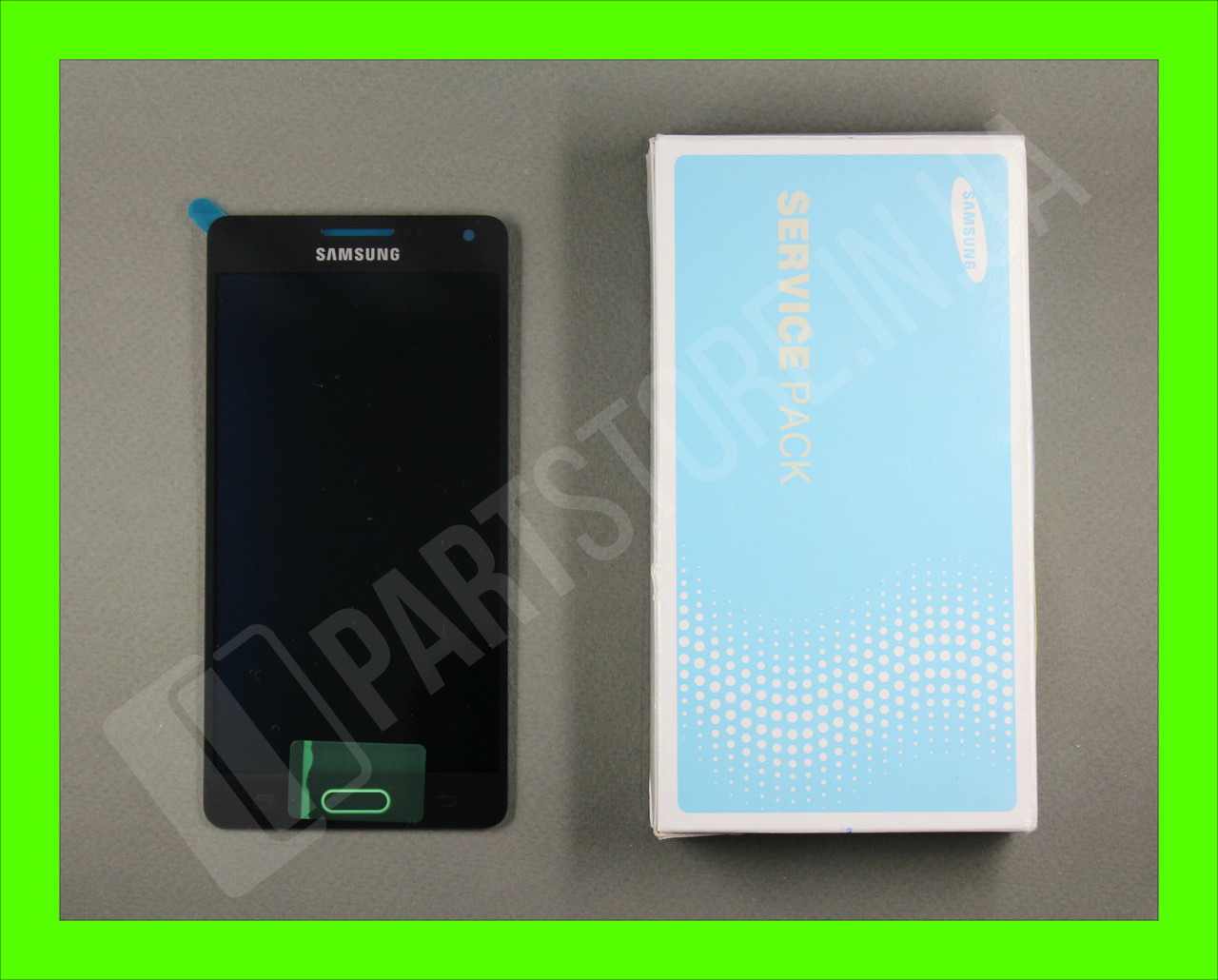 Дисплей Samsung а500 Black а5 2015 (GH97-16679B) сервисный оригинал
