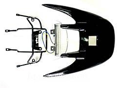 Спойлер (в сборе) HONDA DIO AF-34/35 (черный)
