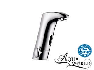Смеситель для раковины бесконтактный, сенсорный Aqua-World СМ001.5