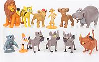 Игровой набор фигурок Король Лев (10 штук)