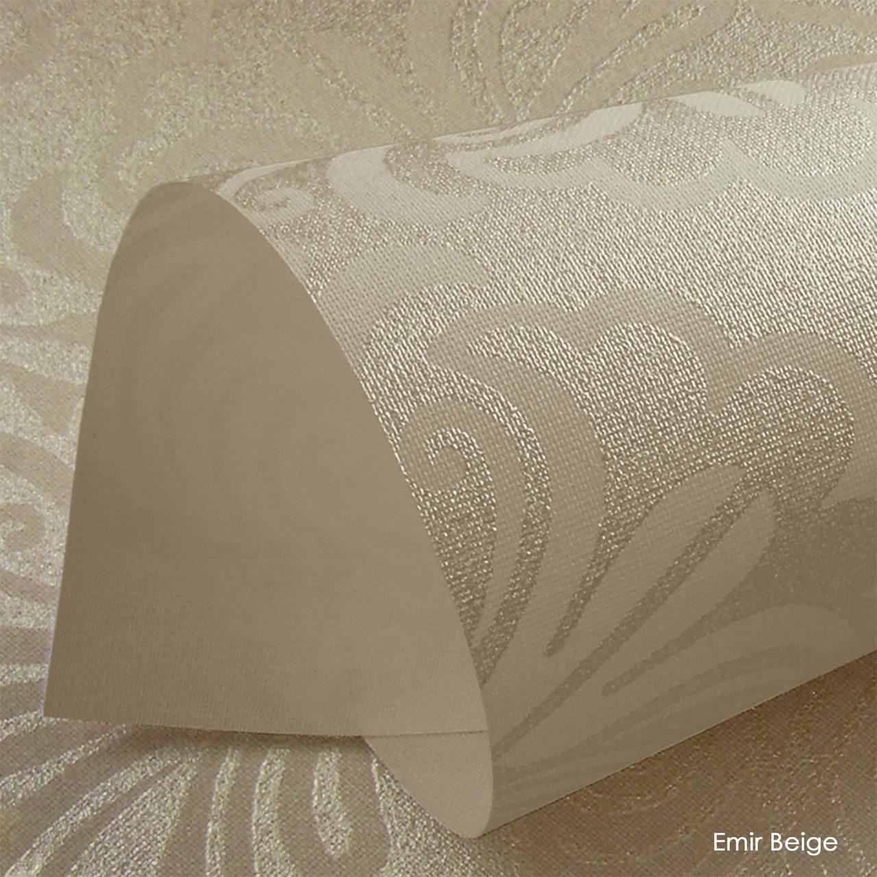 Ролеты тканевые Emir Beige