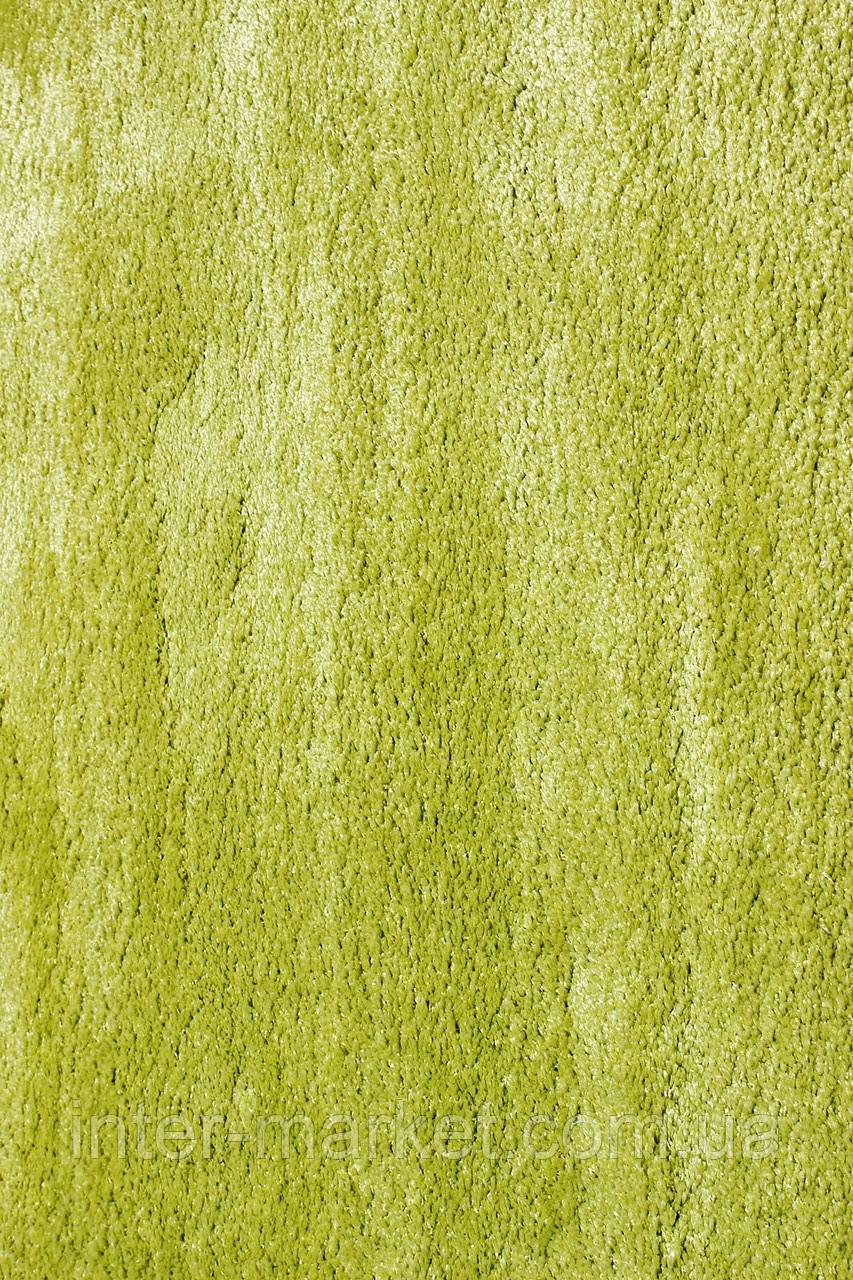 Ковровая дорожка травка зеленная LOFT SHAGGY однотонная Турция  Dinarsy (Динарсу), фото 1