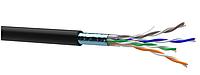 Витая пара ftp для наружных работ КППЭ-ВП (100) 4*2*0,51 (F/UTP-cat.5E)