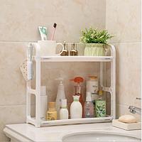 Полка, подставка в ванную. Органайзер для посуды и кухонных принадлежностей