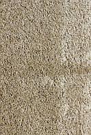 Высоковорсные ковровые дорожки бежевая LOFT SHAGGY однотонная Турция  Dinarsy (Динарсу), фото 1