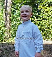 Вишита сорочка для хлопчика МВ-24хл