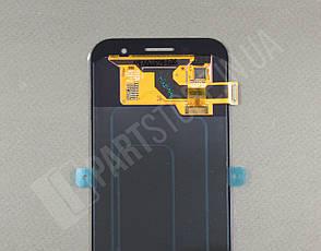 Дисплей Samsung а320 black а3 2017 (GH97-19732A) сервисный оригинал, фото 2