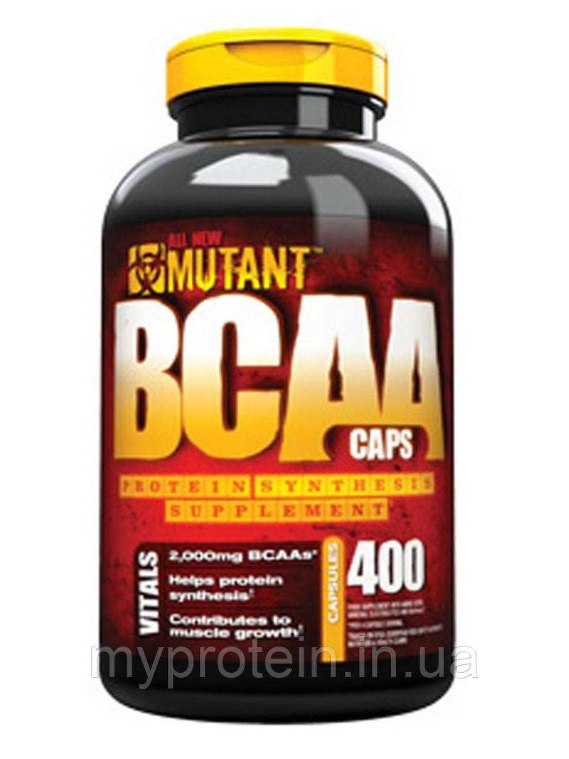 PVLBCAAMutant BCAA caps400 caps