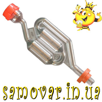 Гидрозатвор с прокладкой