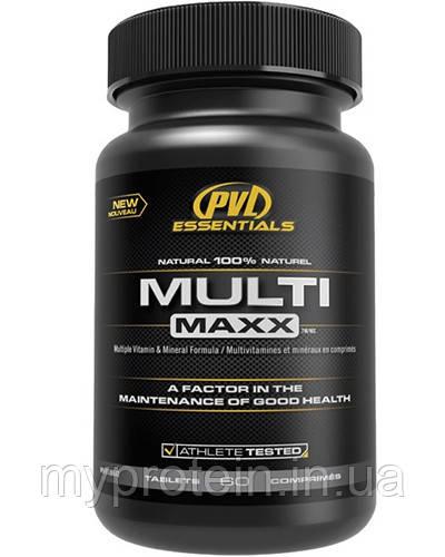 PVLВитамины и минералыMulti Vit60 tab