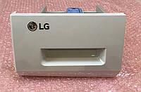 Лоток бункер для моющих средств стиральной машины LG AGL72931827