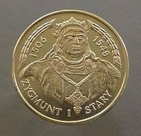 Польща 20000 злотих 1994 Король Сигізмунд І Старий