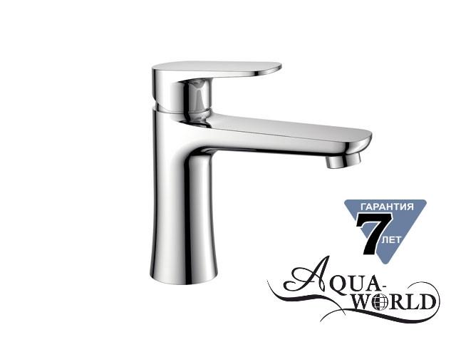 Смеситель для умывальника Aqua-World СМ35Лн.17