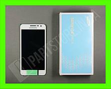 Дисплей Samsung А300 White А3 2015 (GH97-16747A) сервисный оригинал